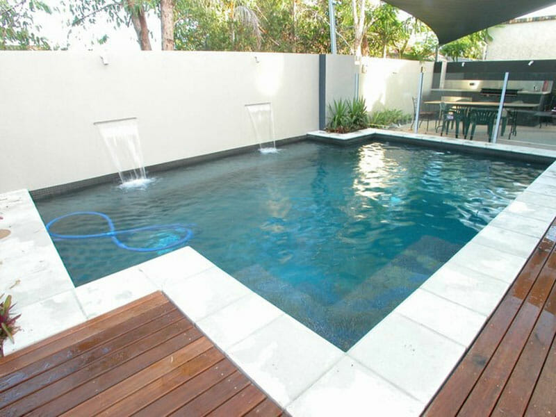 Swimming pool builders brisbane concrete pools brisbane for Pool design hours